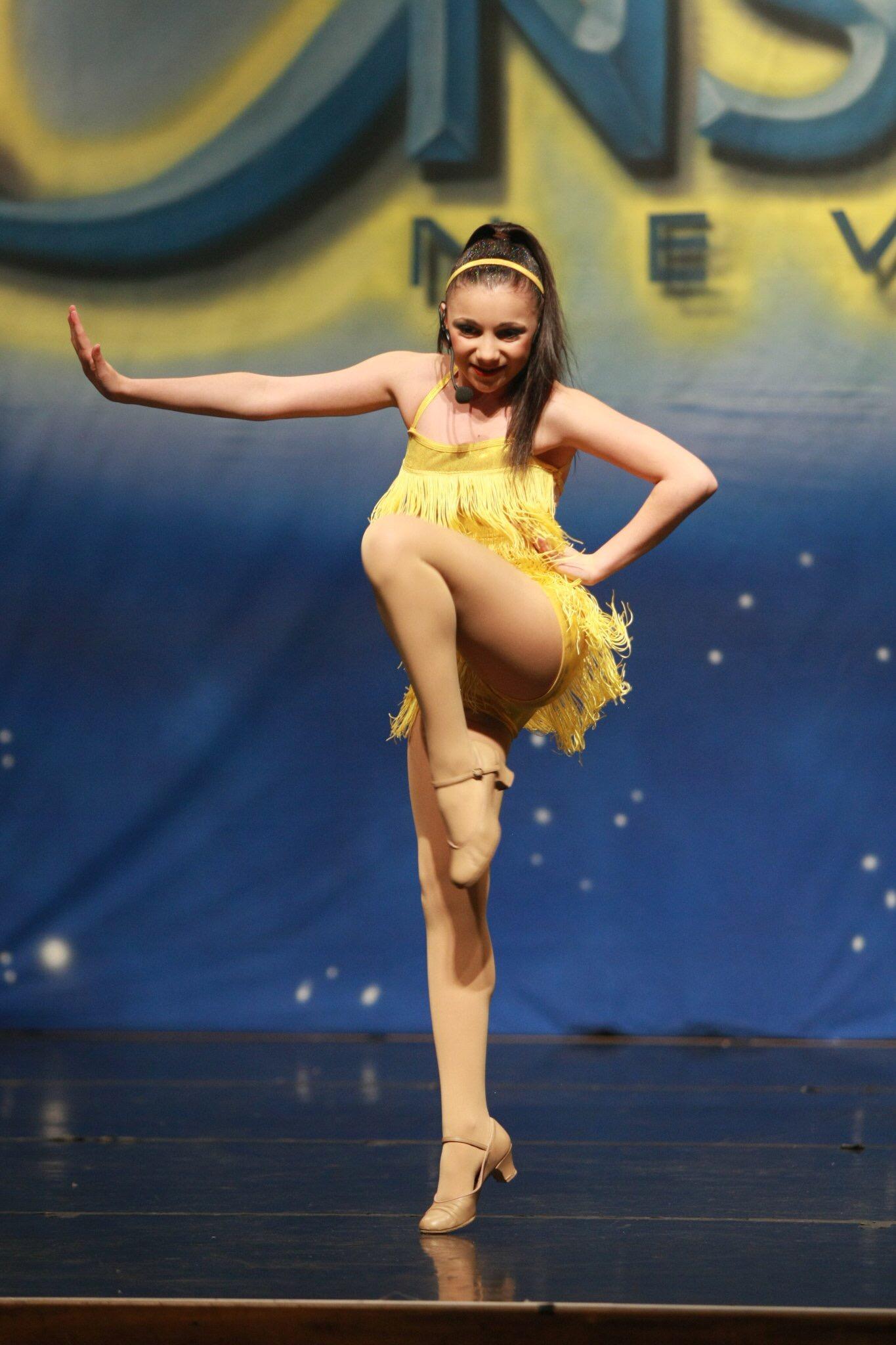 Alina Performing