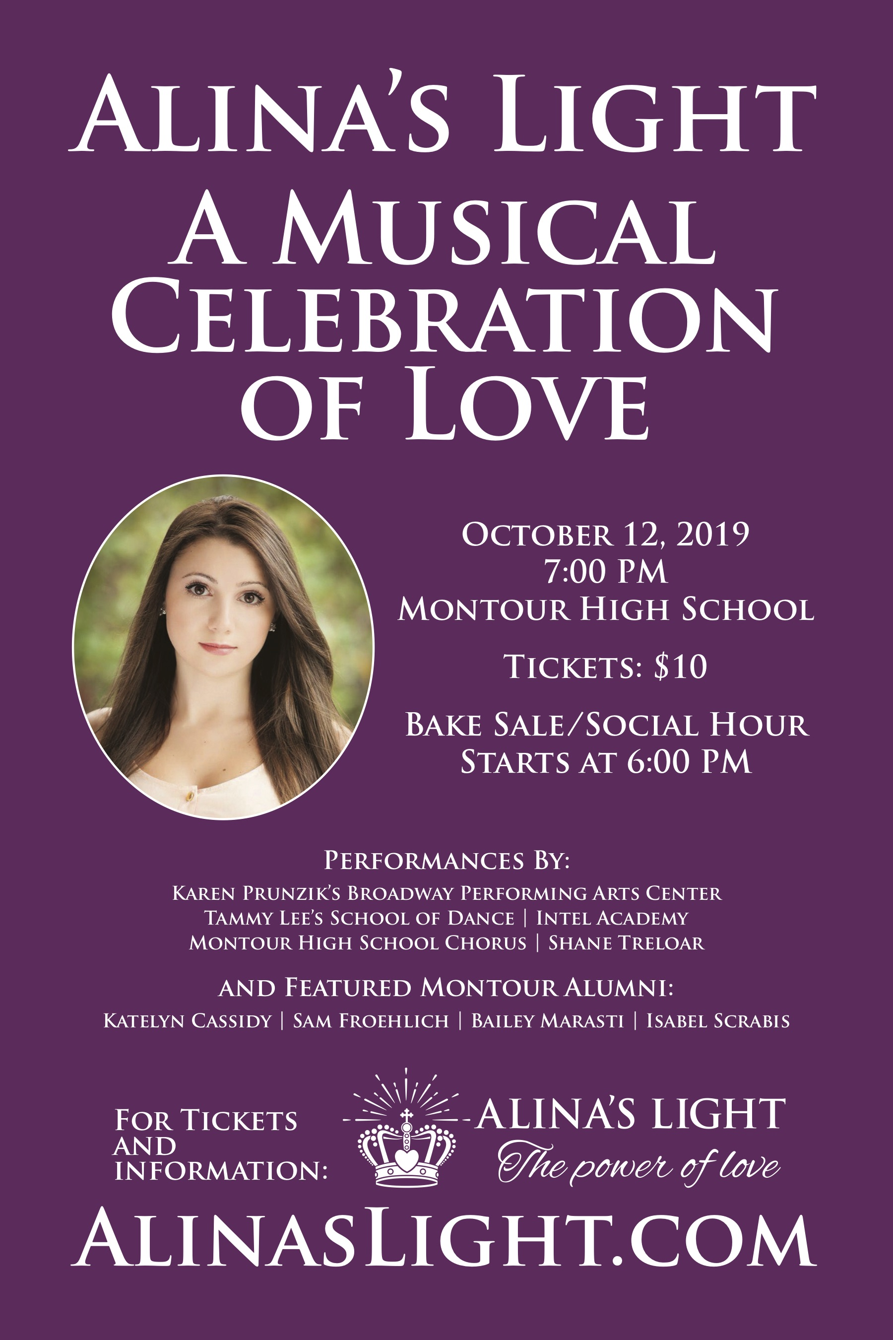 A Musical Celebration Of Love 2019 Flyer