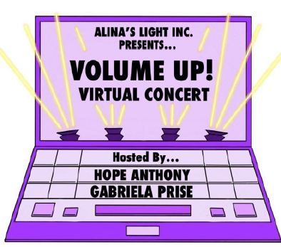 Volume Up Virtual Concert 2020