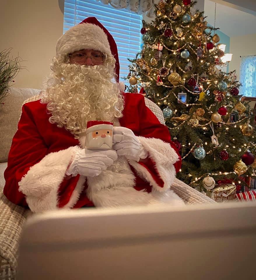 Santa Calls 2020