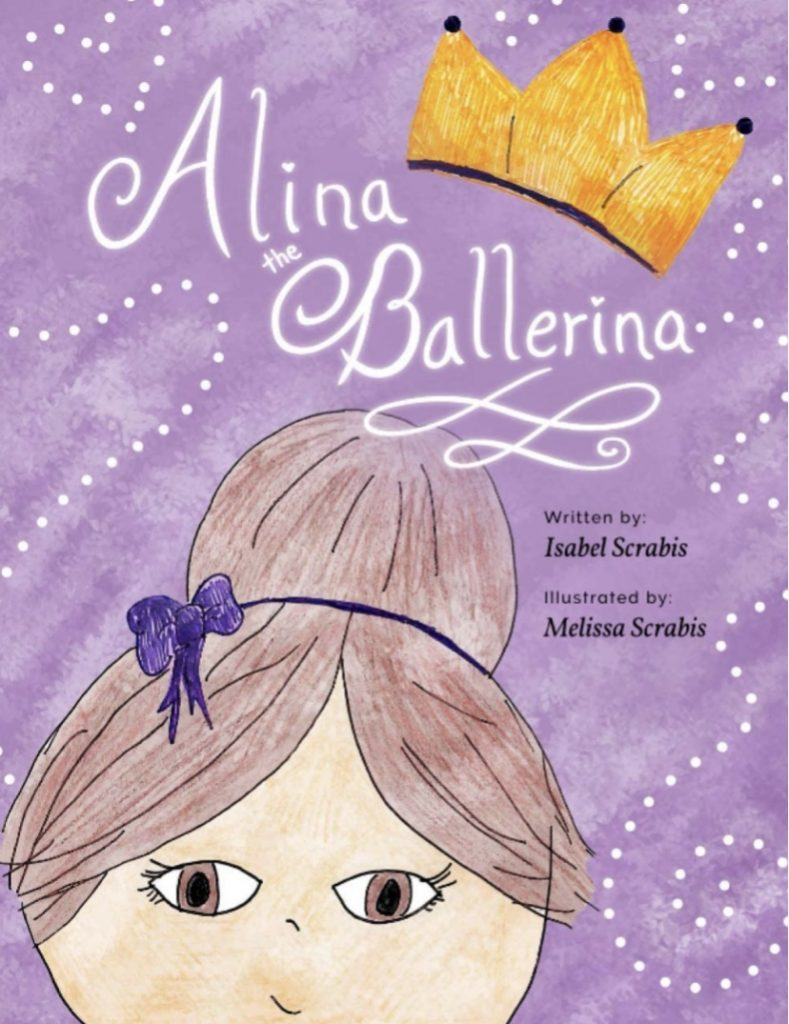 Alina the Ballerina by Isabel Scrabis - Front Cover